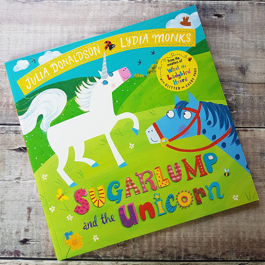 Tots, Pots & Tales - Sugarlump and the Unicorn