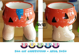 Number 40 - Egg Cup Competition - The Mu