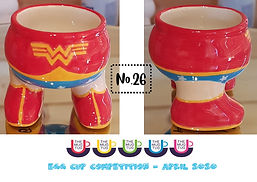 Number 26 - Egg Cup Competition - The Mu