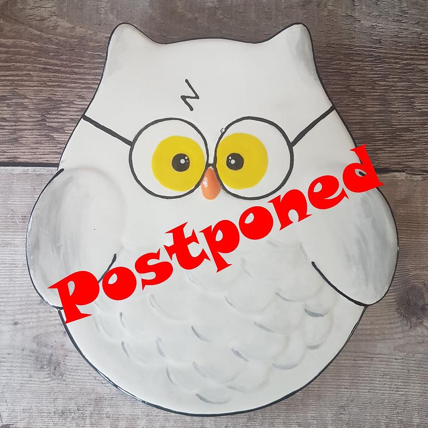 Postponed - Weekend -  Sat 1st Aug