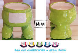 Number 44 - Egg Cup Competition - The Mu