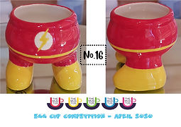 Number 16 - Egg Cup Competition - The Mu