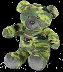 Camo Bear
