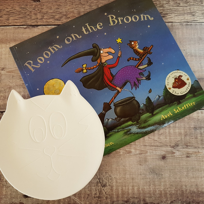 Tots, Pots & Tales - Room On The Broom - AM Session