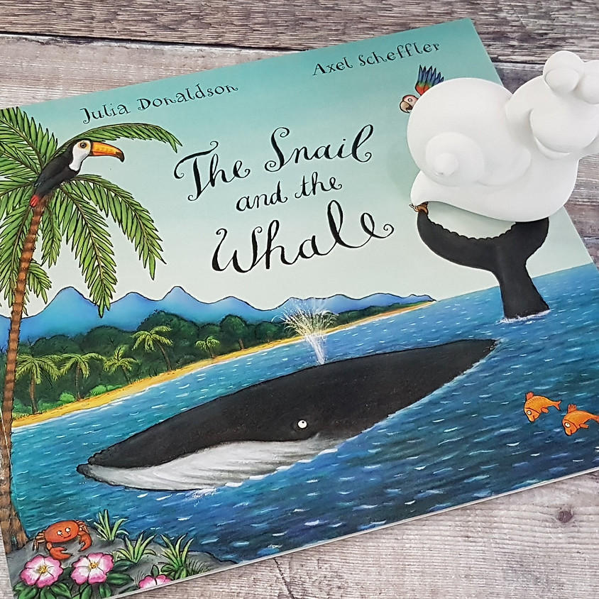 Tots, Pots & Tales - Snail and the Whale - AM Session