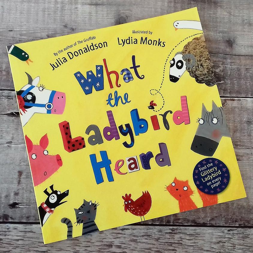 Tots, Pots & Tales - What the Ladybird Heard