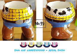 Number 39 - Egg Cup Competition - The Mu