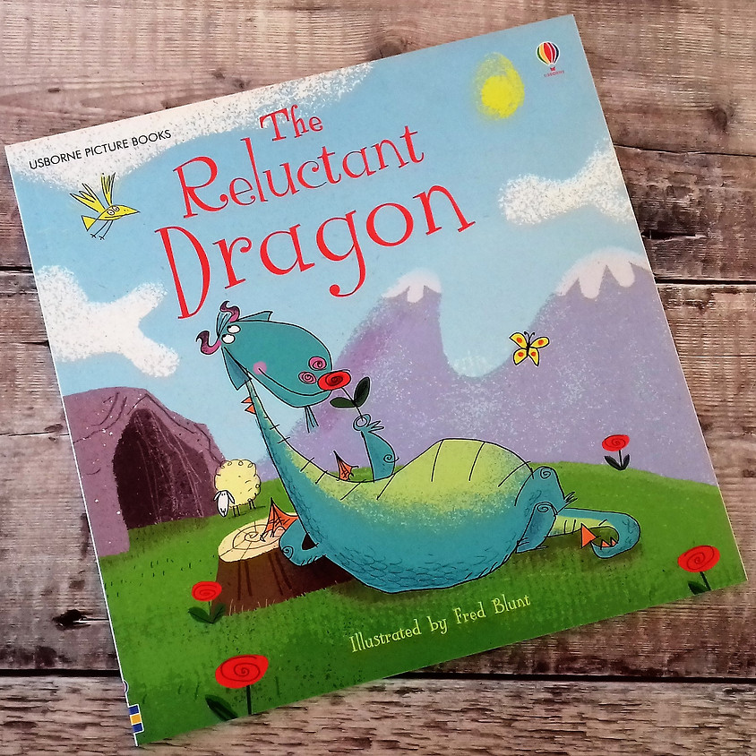 Tots, Pots & Tales - The Reluctant Dragon