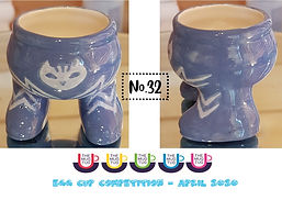 Number 32 - Egg Cup Competition - The Mu