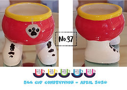 Number 37 - Egg Cup Competition - The Mu