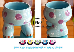 Number 7 - Egg Cup Competition - The Mug