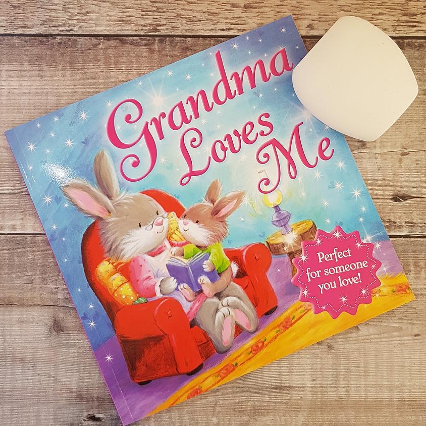 Tots, Pots & Tales - Grandma Loves Me