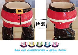 Number 28 - Egg Cup Competition - The Mu