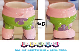 Number 13 - Egg Cup Competition - The Mu