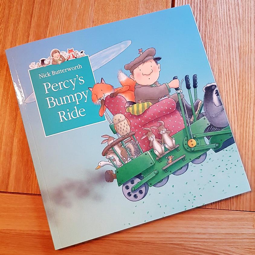 Tots, Pots & Tales - Percy's Bumpy Ride