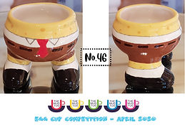 Number 46 - Egg Cup Competition - The Mu