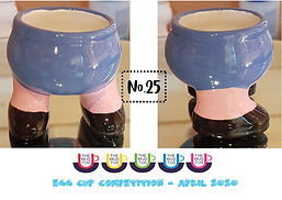 Number 25 - Egg Cup Competition - The Mu