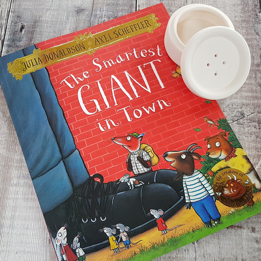 Tots, Pots & Tales - The Smartest Giant in Town - AM Session