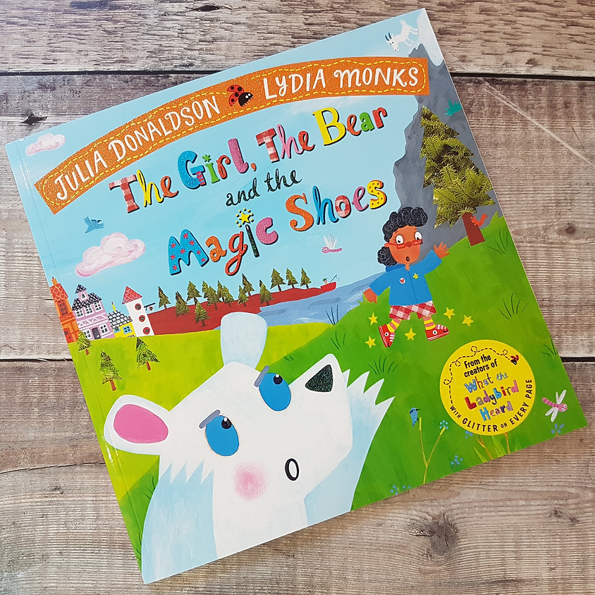 Tots, Pots & Tales - The Girl, The Bear and the Magic Shoes - AM Session