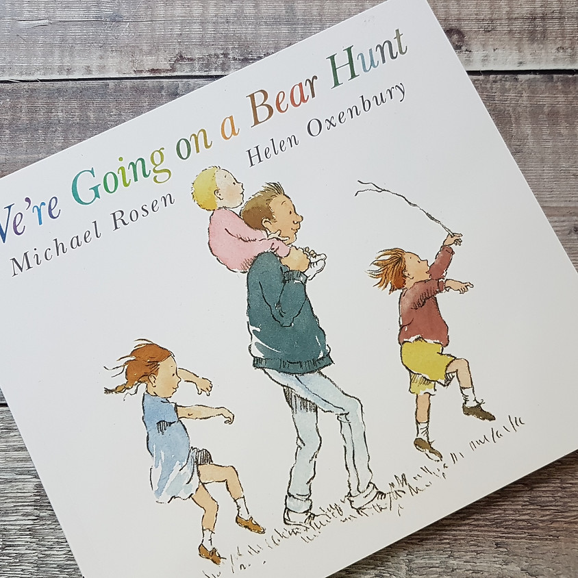 Tots, Pots & Tales - We're Going on a Bear Hunt