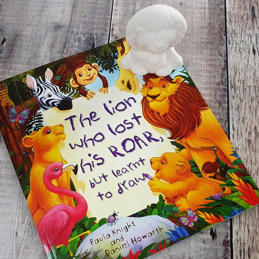 Tots, Pots & Tales - The Lion who lost his Roar - PM Session