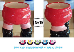 Number 10 - Egg Cup Competition - The Mu