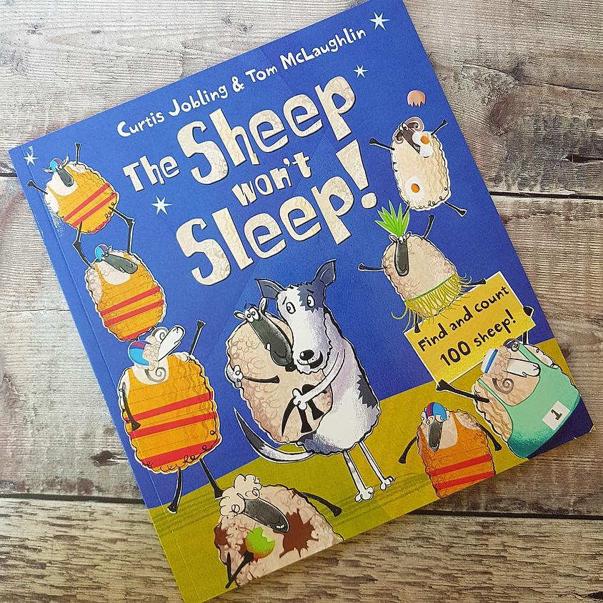 Tots, Pots & Tales - The Sheep Won't Sleep