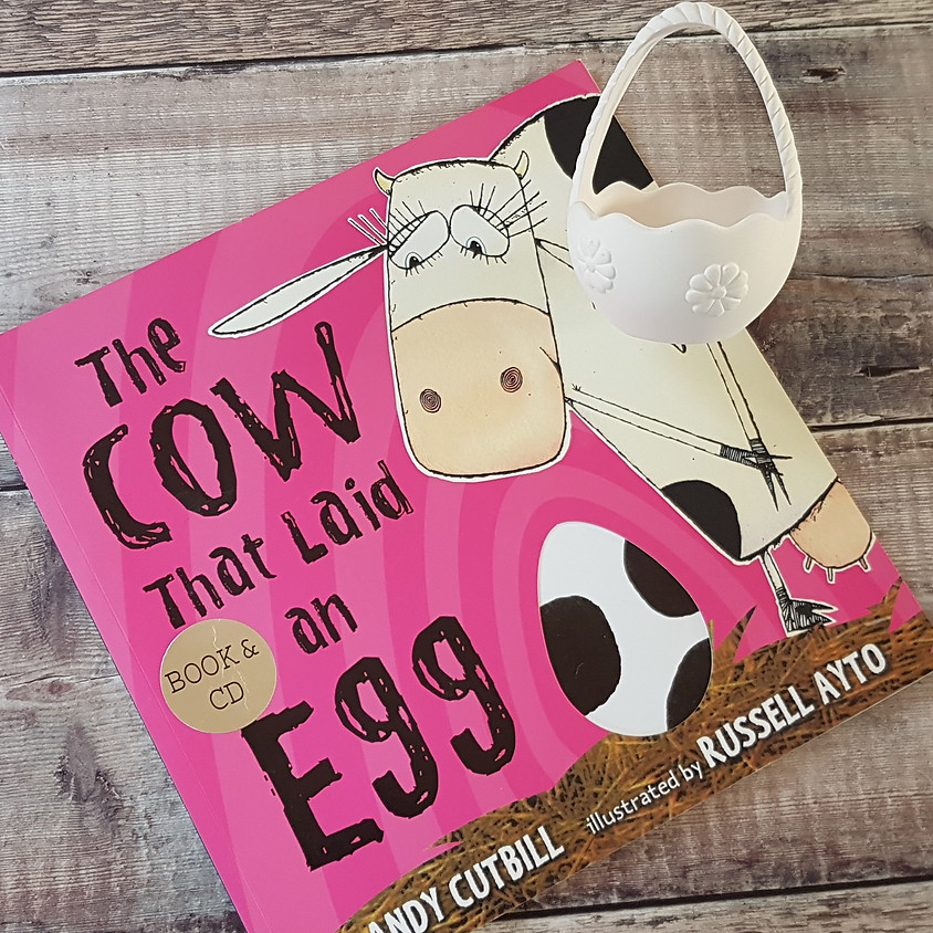 Tots, Pots & Tales - The Cow That Laid an Egg - PM Session