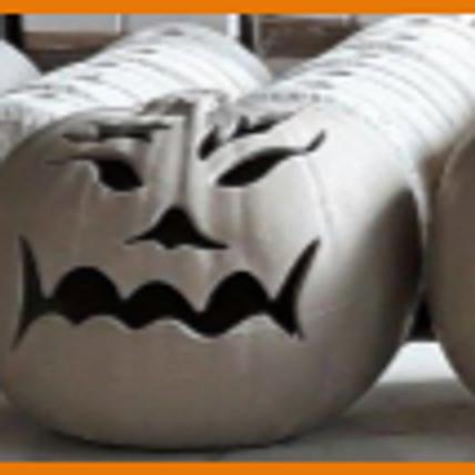 Family Clay Pumpkin Carving - Sun 6th October