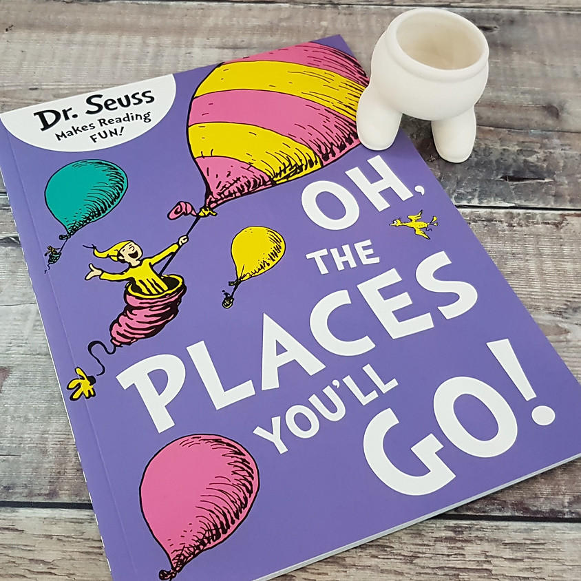 Tots, Pots & Tales - Oh, The Places You'll Go - AM Session