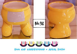 Number 36 - Egg Cup Competition - The Mu