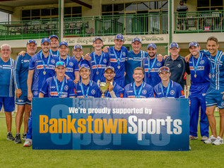 T20 Kingsgrove Sports Cup WIN