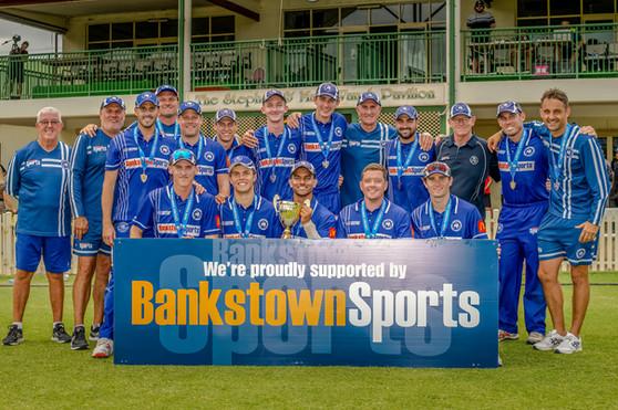 T20 Kingsgrove Sports Cup WIN