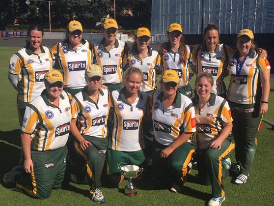 Bankstown Women: 7 wins from 7!