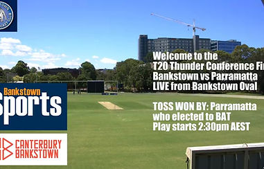 T20 COnference final - Bankstown v Parramatta