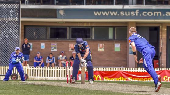 Photos added - T20 v Sydney Uni