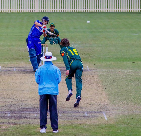 Round 2 / PG T20 match reports