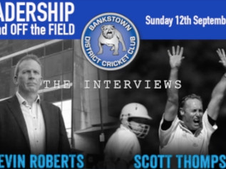 Roberts and Thompson interviews - scroll down to view