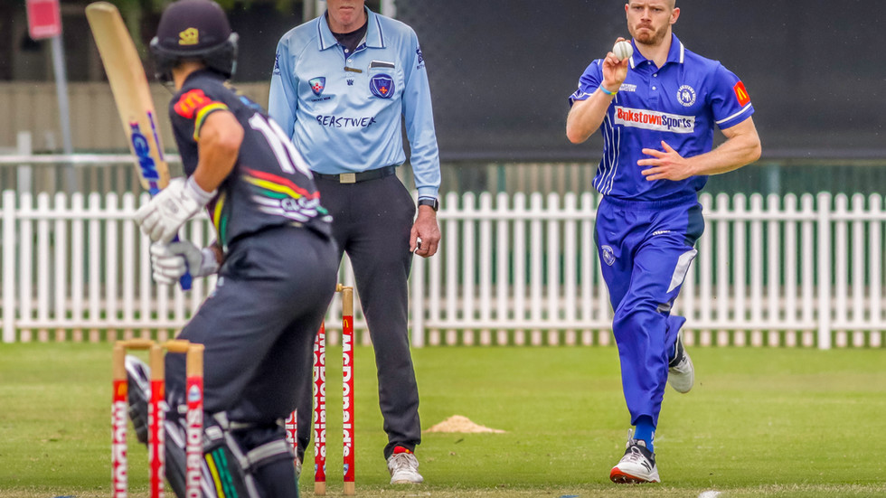 Dolphins sneak home / McAndrew leads T20 win