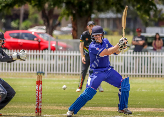 Birdy catches three in a row in T20