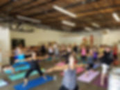 yoga workshops and events
