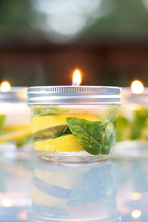 Basil Lemongrass Body Butter