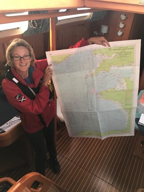 Bay of Biscay - Cork to La Coruna (Spain)