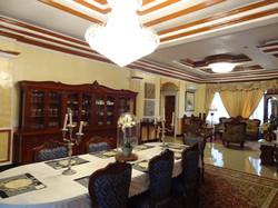 Grand interior view