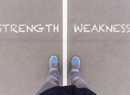 God's Power Made Perfect In My Weakness
