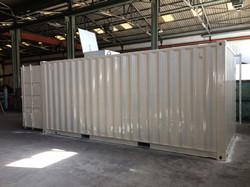 Container ασταρωμένο για Δεξαμενή καυσίμ