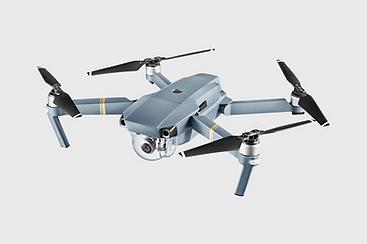 Drone prata