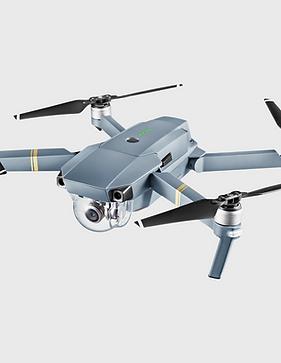 Drone plata