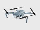 Silver Drone