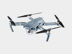 Silber Drone